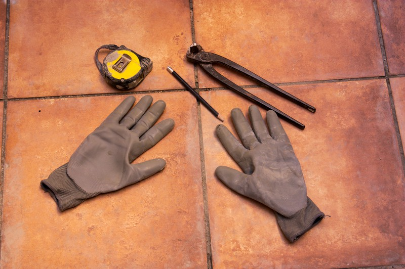 How To Fix Loose Floor Tiles Without